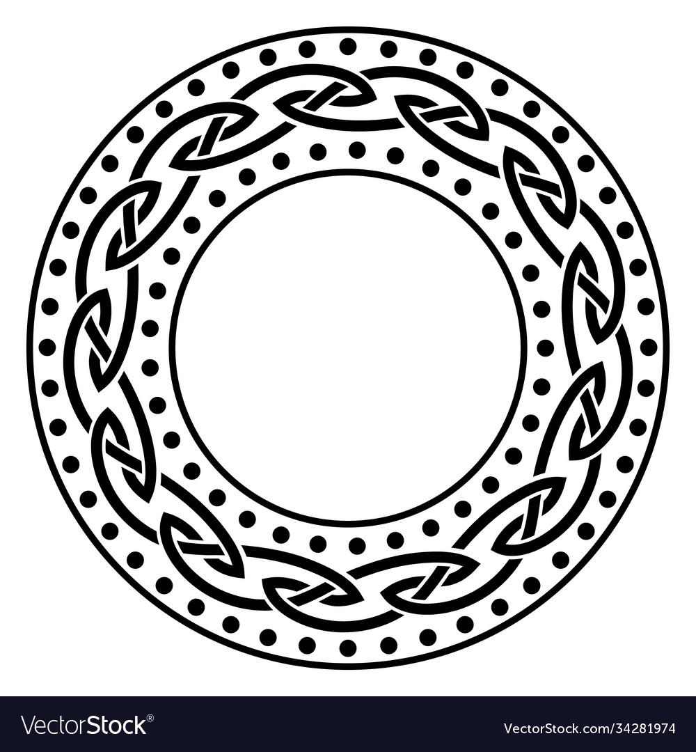 In celtic scandinavian celtic