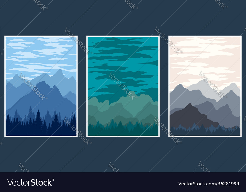 Cover landscape mountain