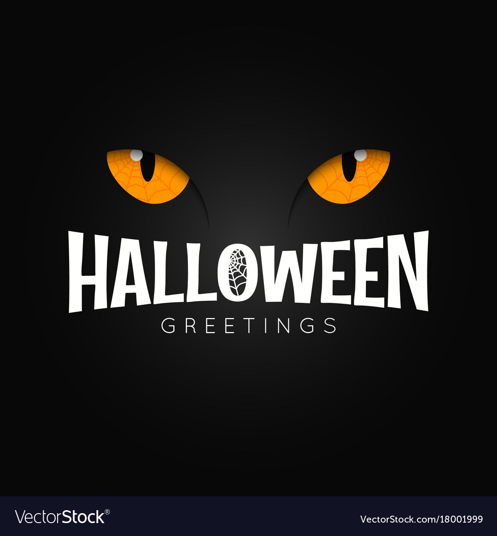 Happy halloween night holiday background