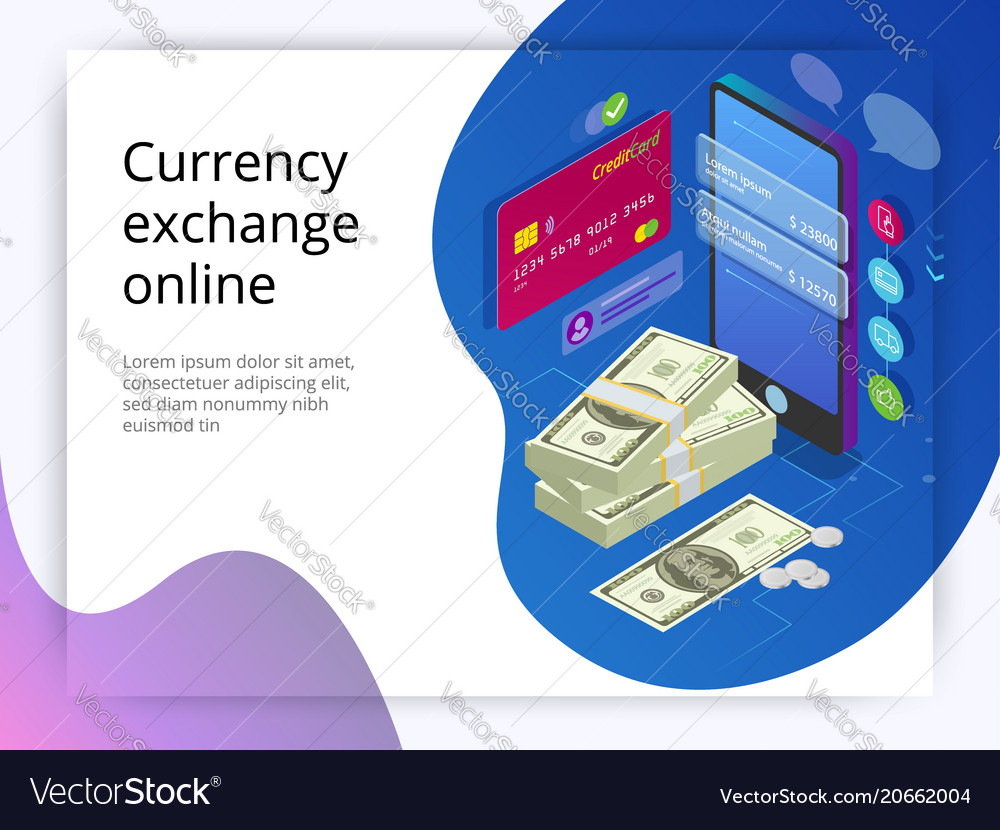 Isometriccurrency exchange online online money