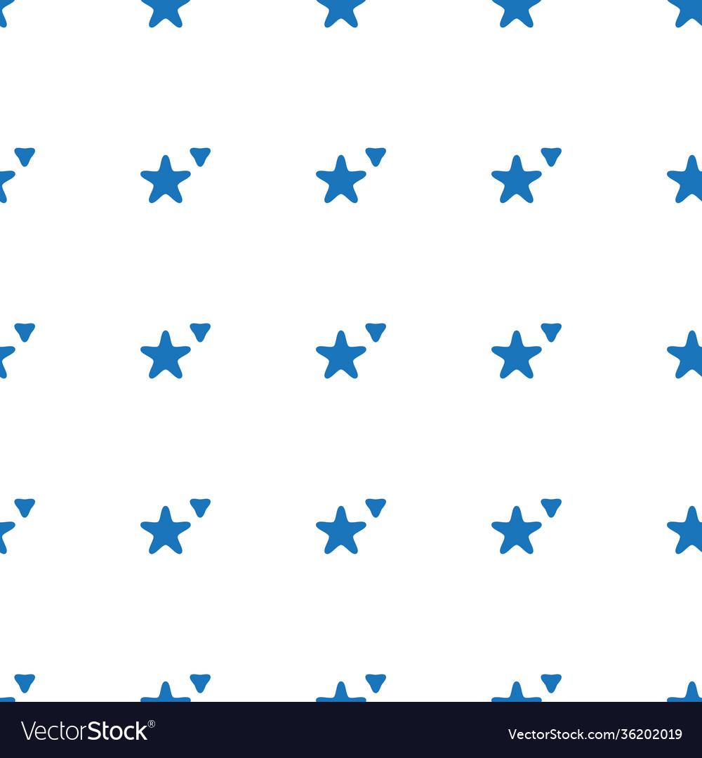 Cookie icon pattern seamless white background