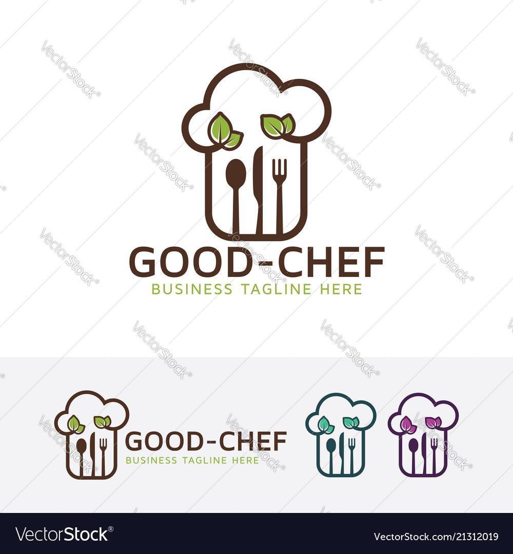Good chef logo design