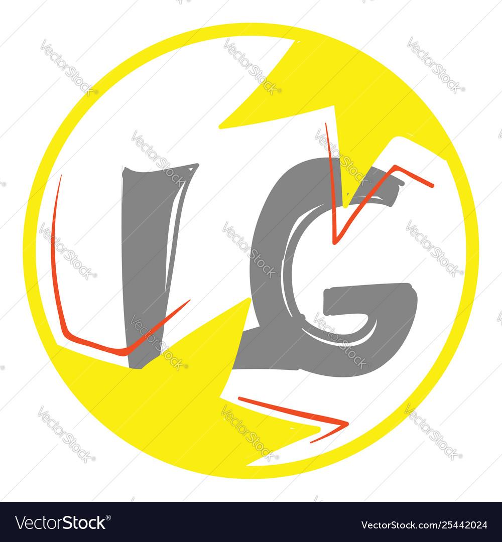 Lg logo or color