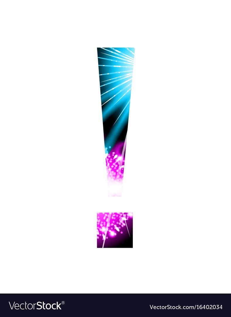 Sparkler firework symbol isolated on white