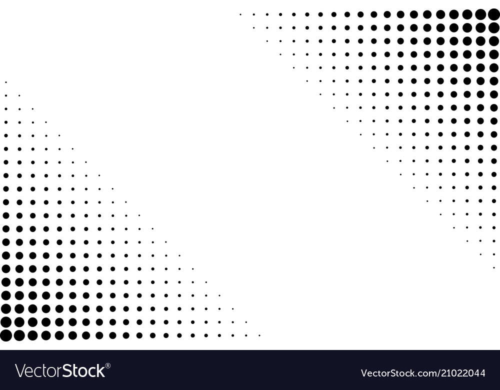 Background of round dots