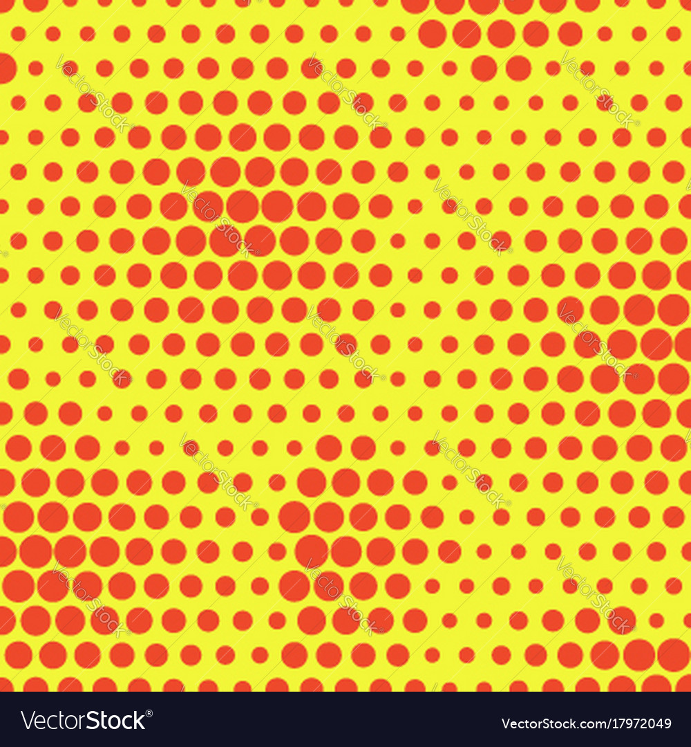 Abstract dotted halftone background simple