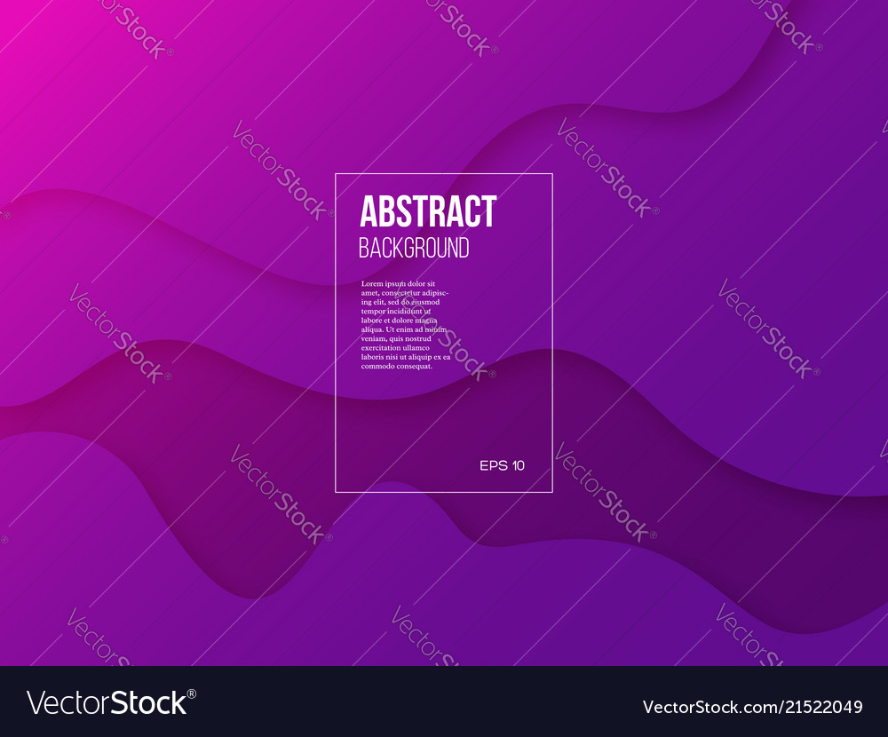 Fluid gradient background with purple and pink