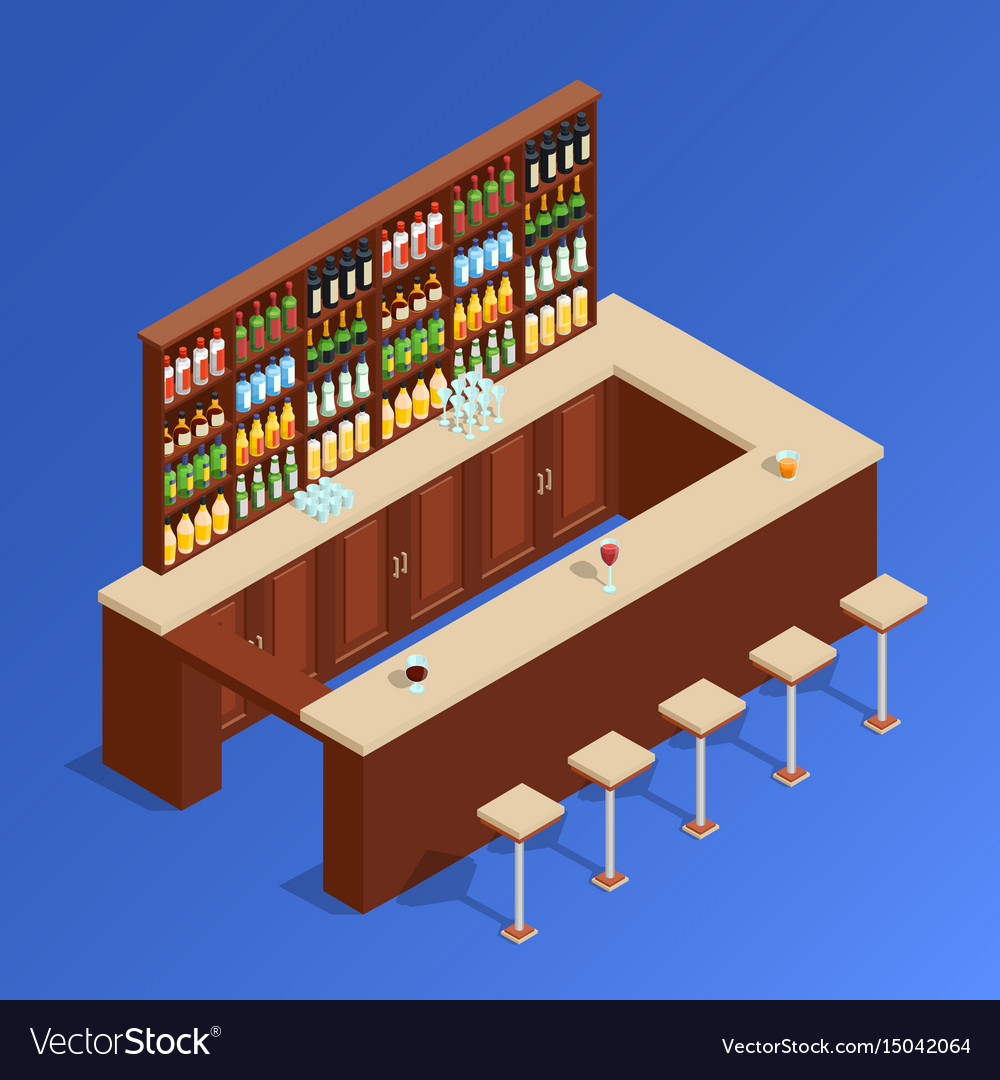 Bar isometric composition