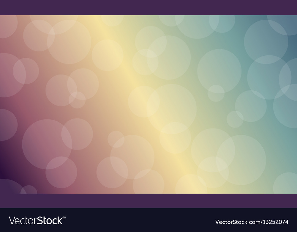 Abstract background colorful flat
