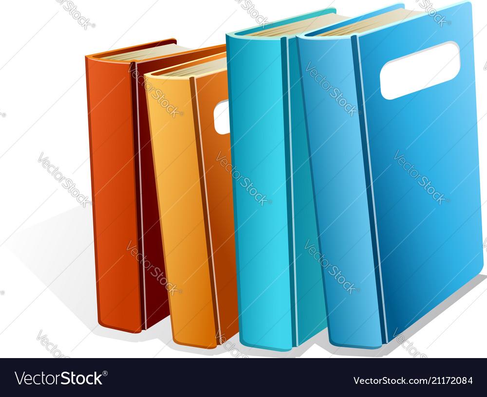 Book realistic