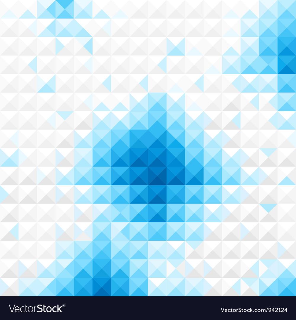 Bluelight Mosaic background