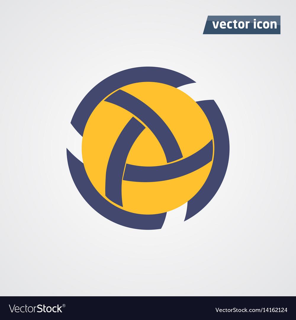 Circle flat design