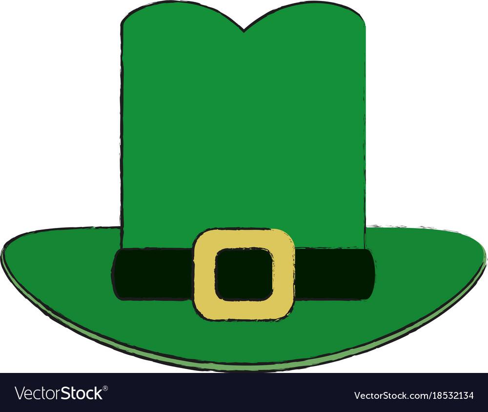 Elf Hat Symbol Royalty Free Vector Image Vectorstock
