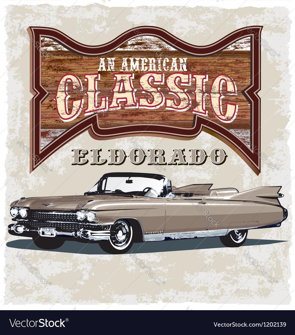 American classic eldorado