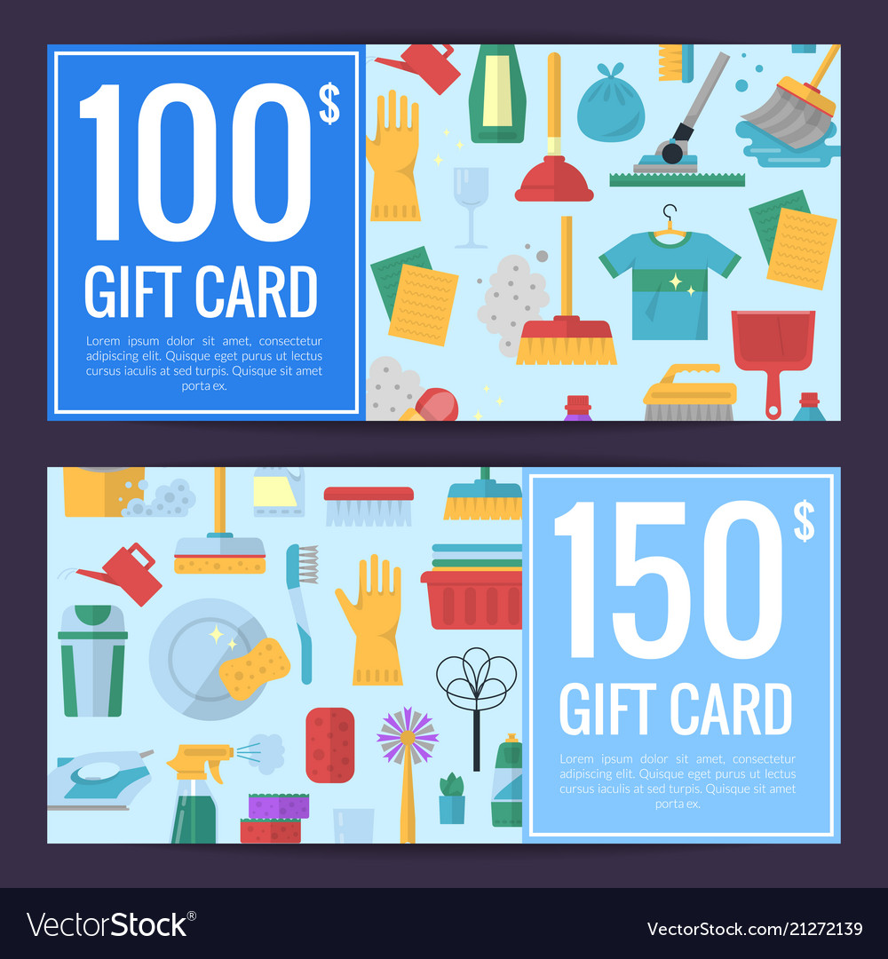 Cleaning flat icons discount