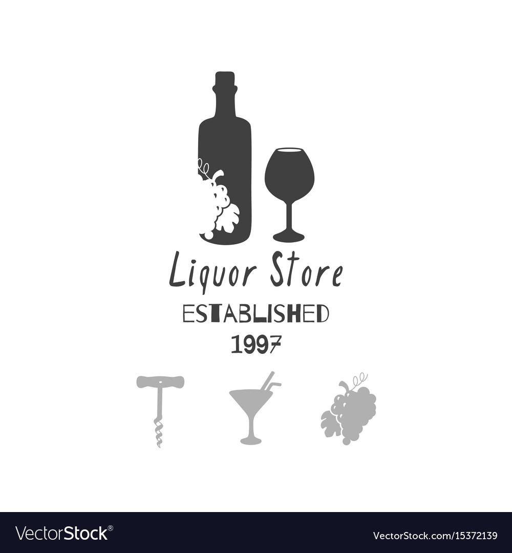 Liquor store template | free website templates, website design.