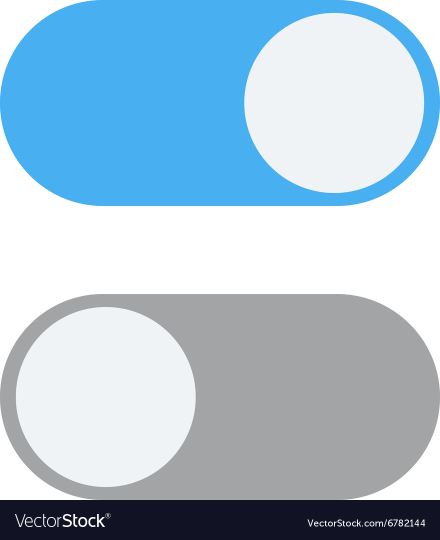 Toggle switch con