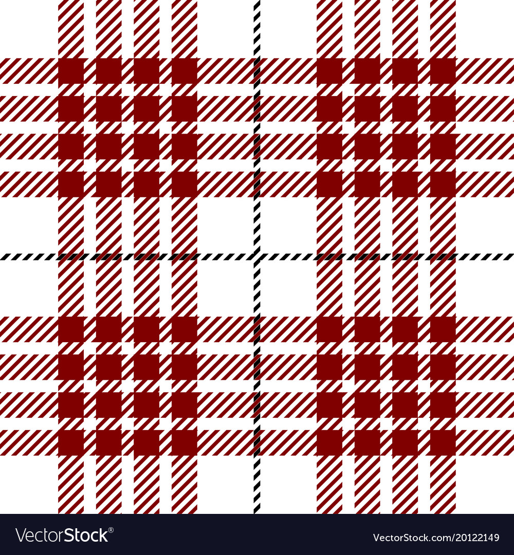Clan Buchanan Scottish Tartan Plaid Seamless Patte Vector Image