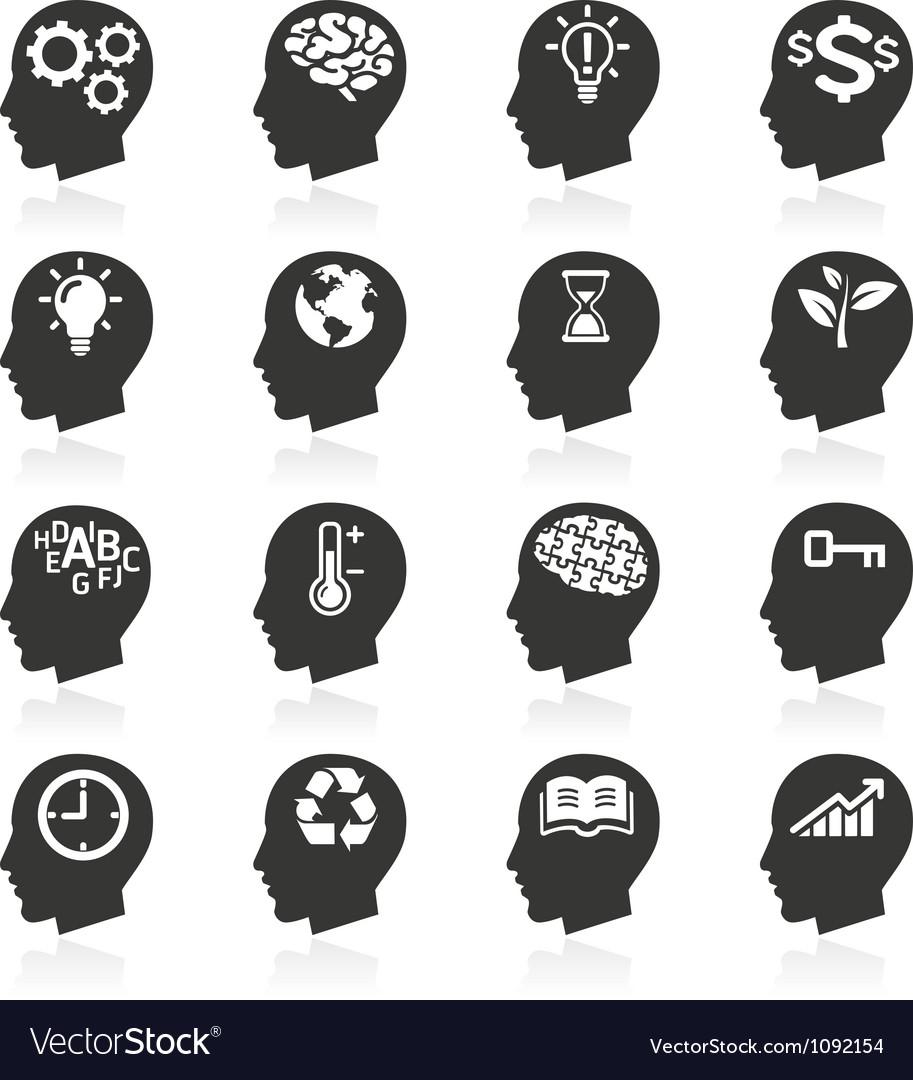 Thinking Head Icons
