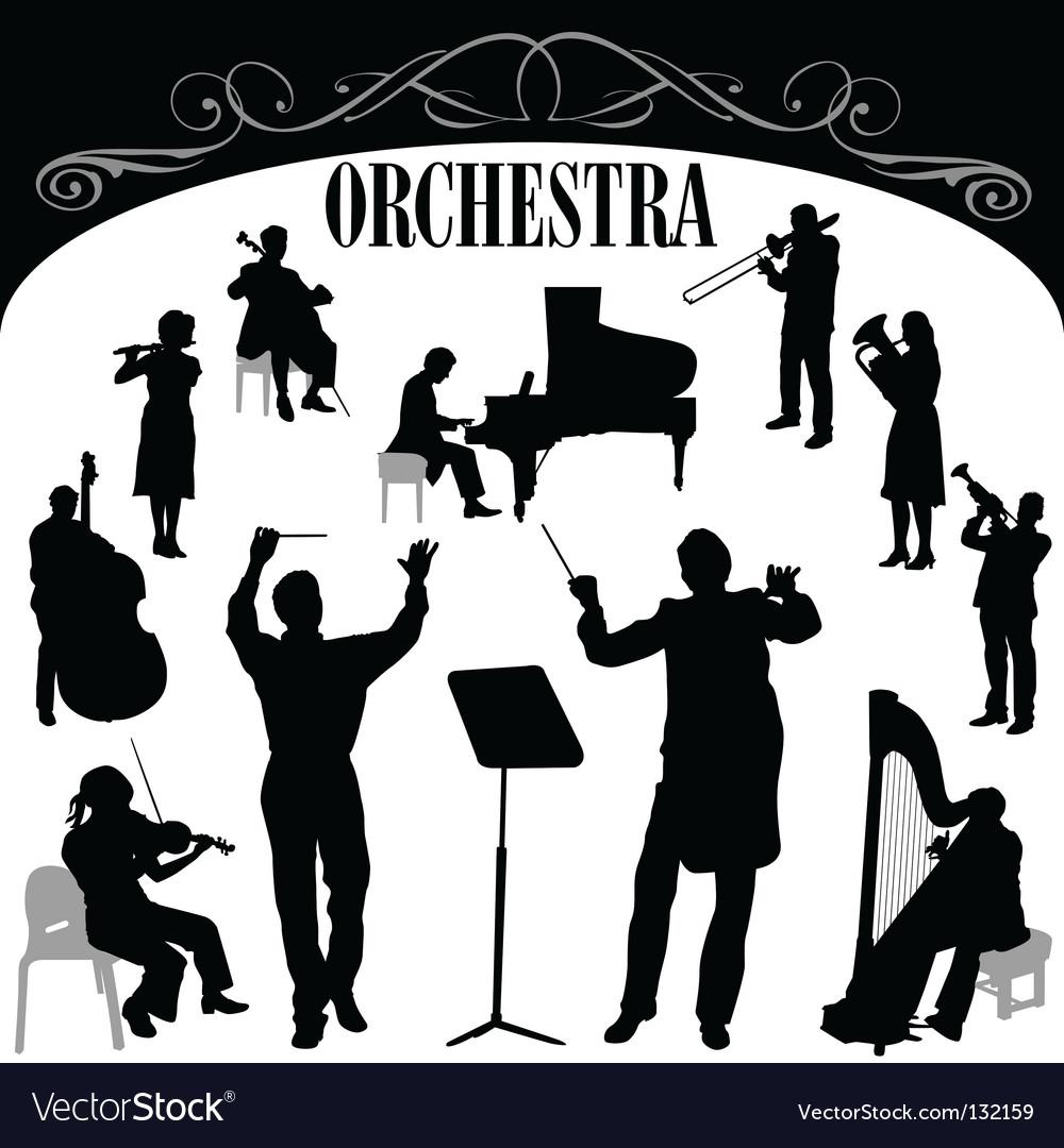 Orchestra set
