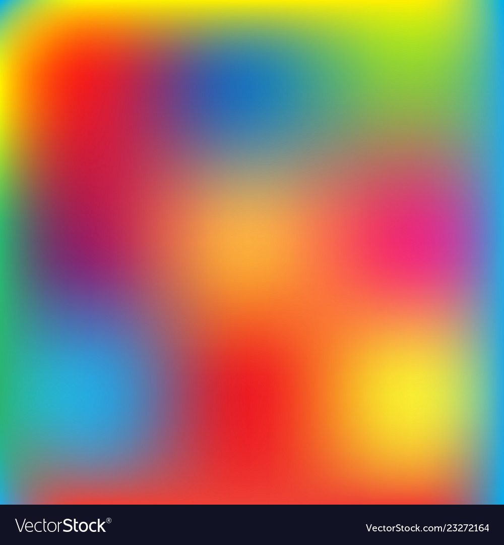 Blur colorful background