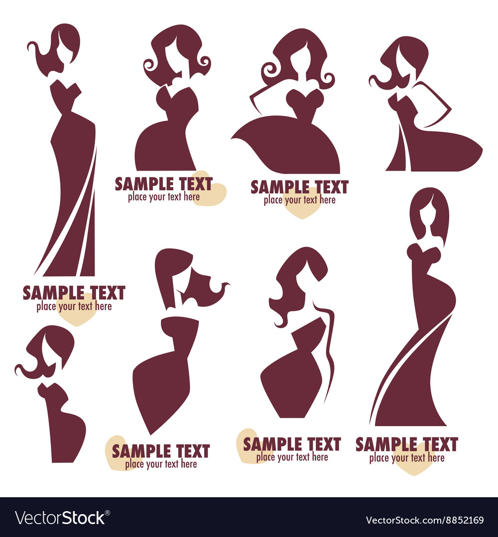Fashion Logo Royalty Free Vector Image Vectorstock