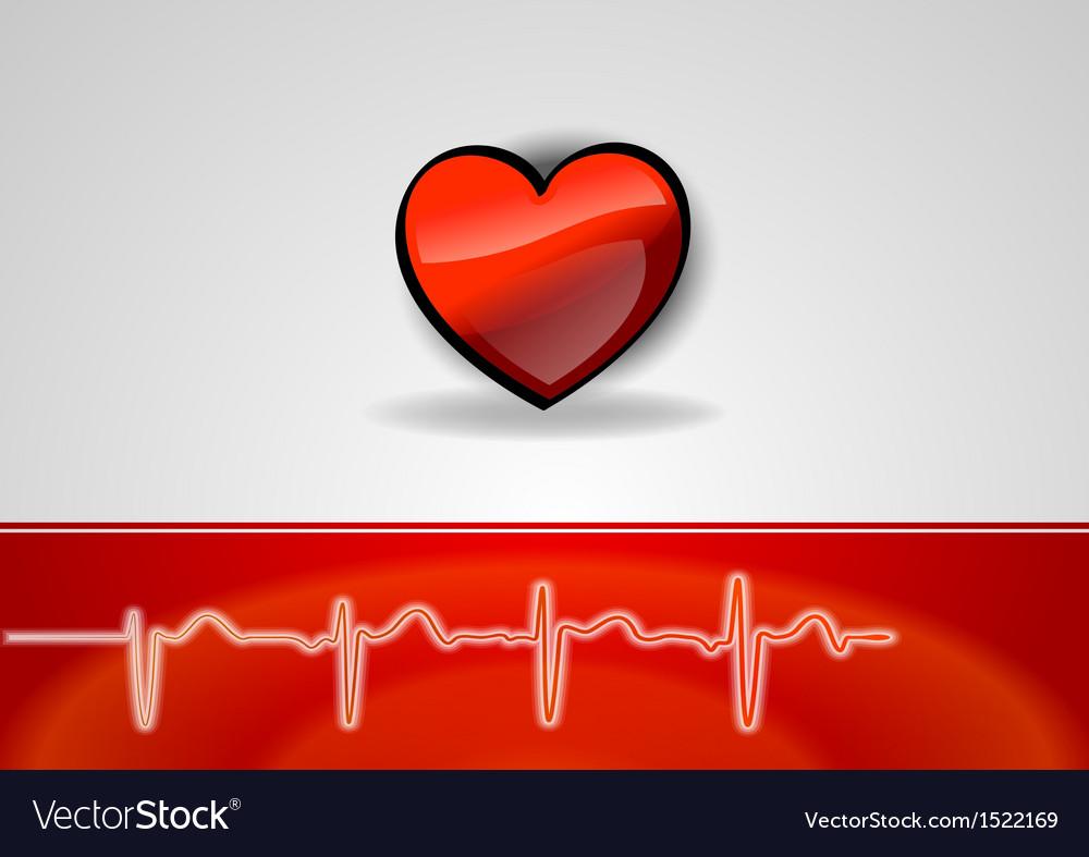 Medical cardio heart