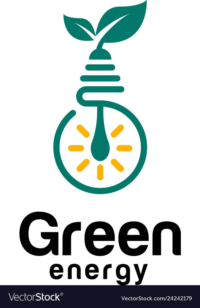 Garden plant innovation logo design inspiration