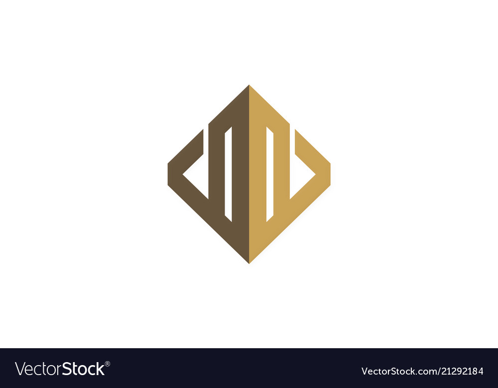 Shape abstract business logo