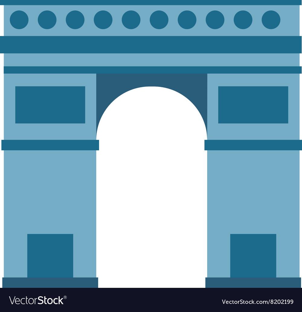 Arc de Triomphe Paris France architecture europe