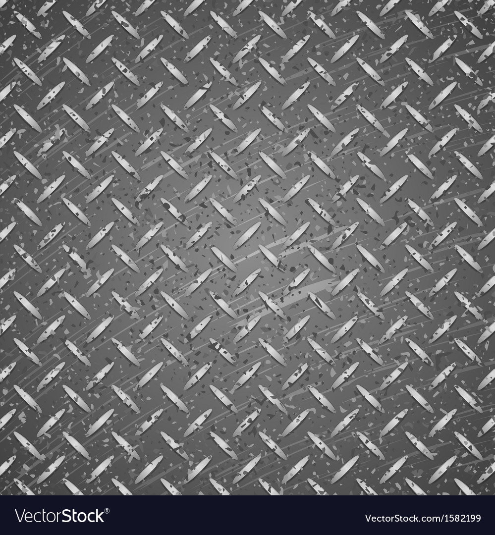 Metal texture silver and black color