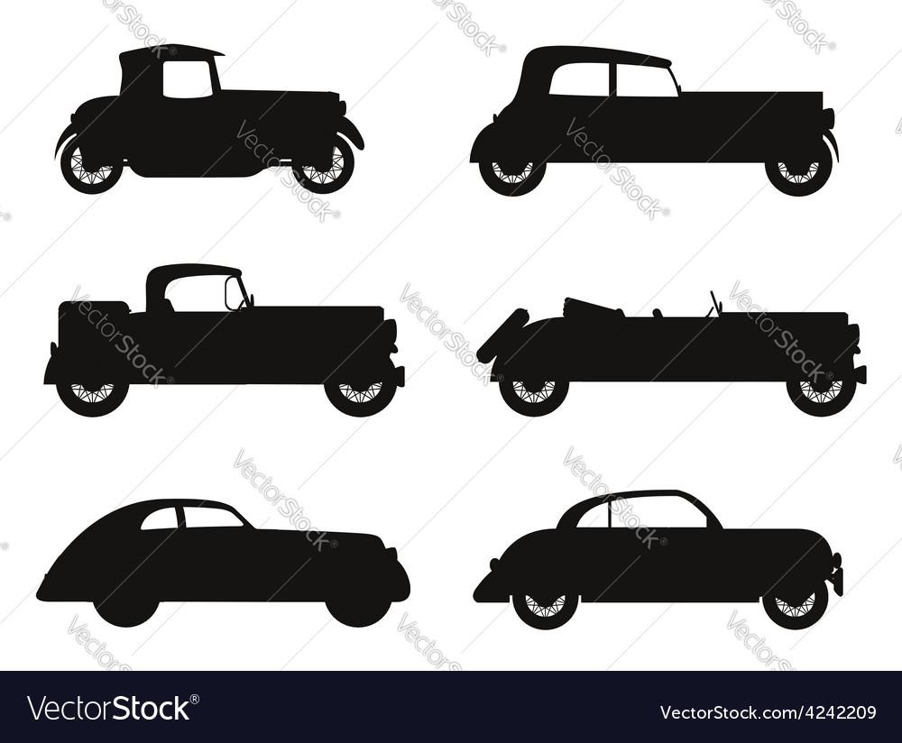 Old retro car 07