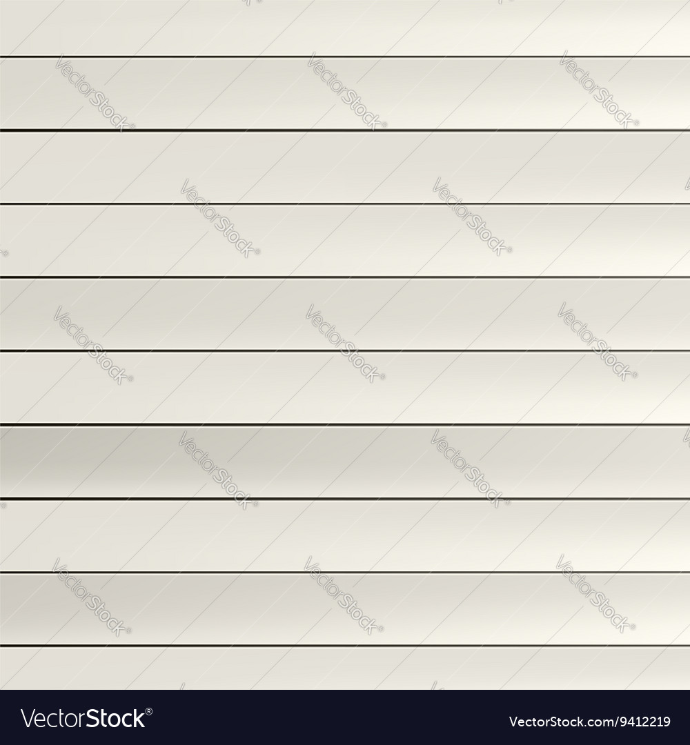 Background of painted wooden planks vector image
