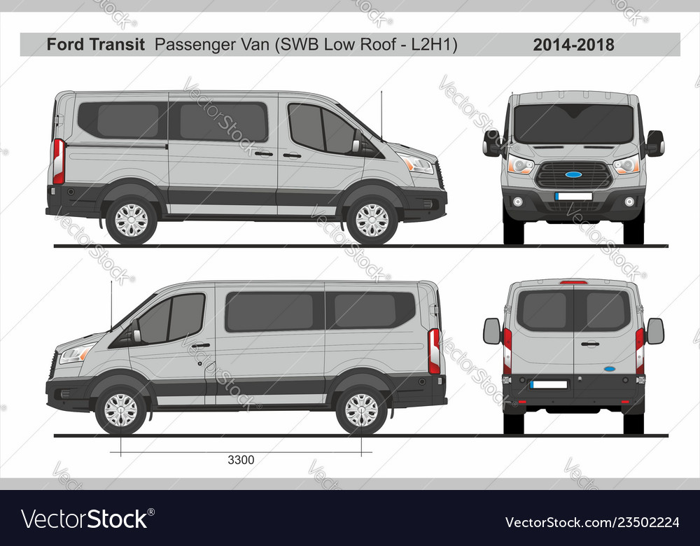 Ford Passenger Van >> Ford Transit Passenger Van Swb L2h1 2014 2018