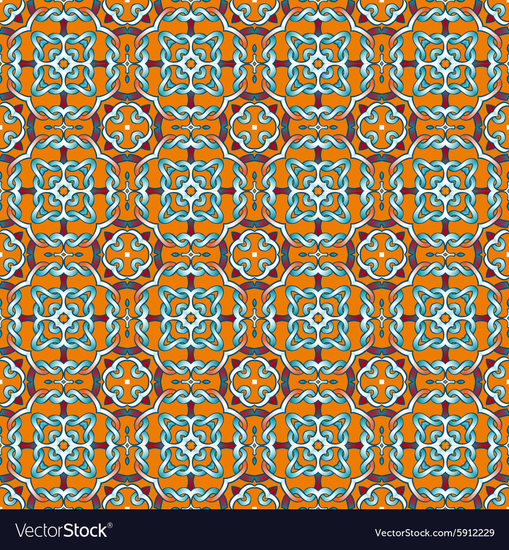 abstract vintage geometric wallpaper pattern vector 5912229