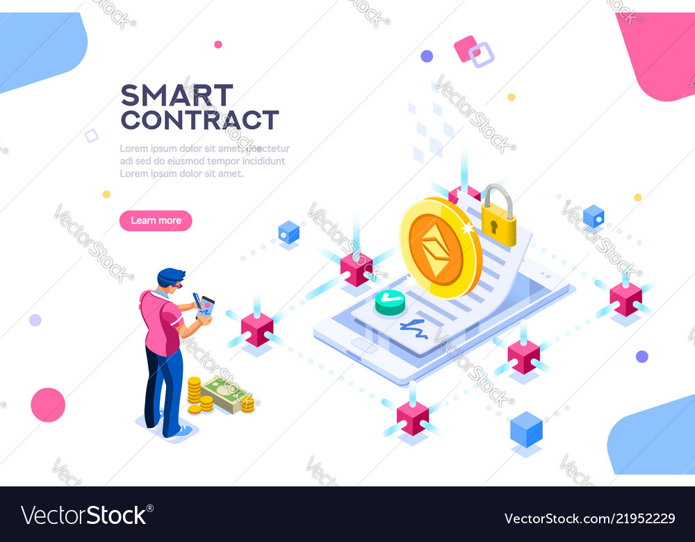 Smart contract template