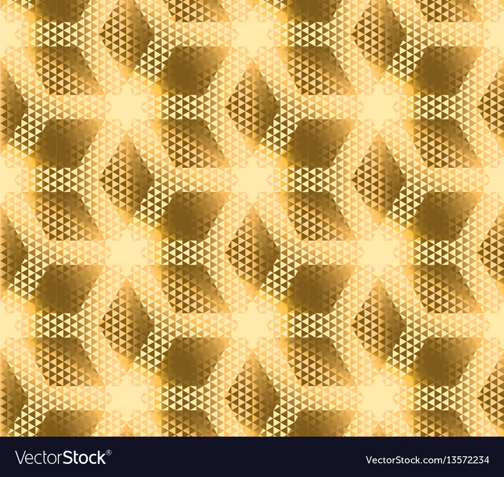Elegant modern creative geometry background gold