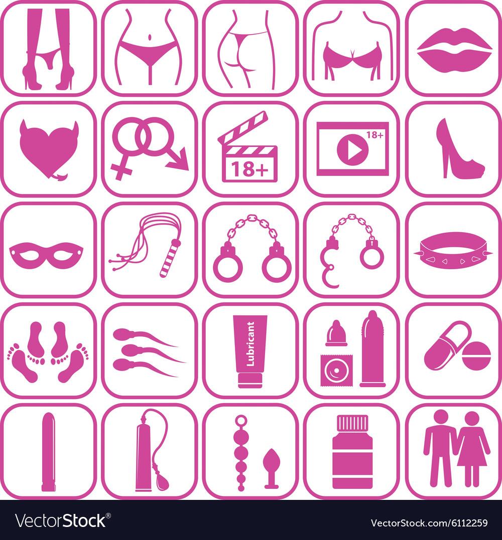 Adult xxx icons free
