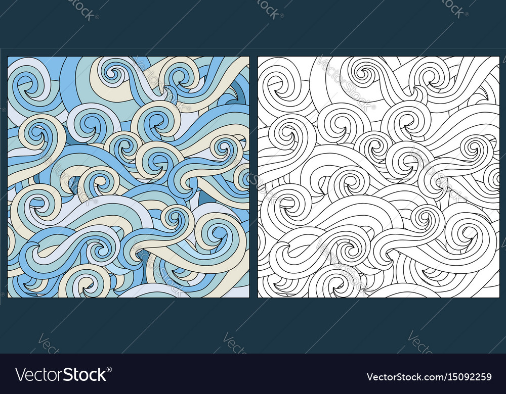 Water & Waves (Notes) ... (a Celtic Design)