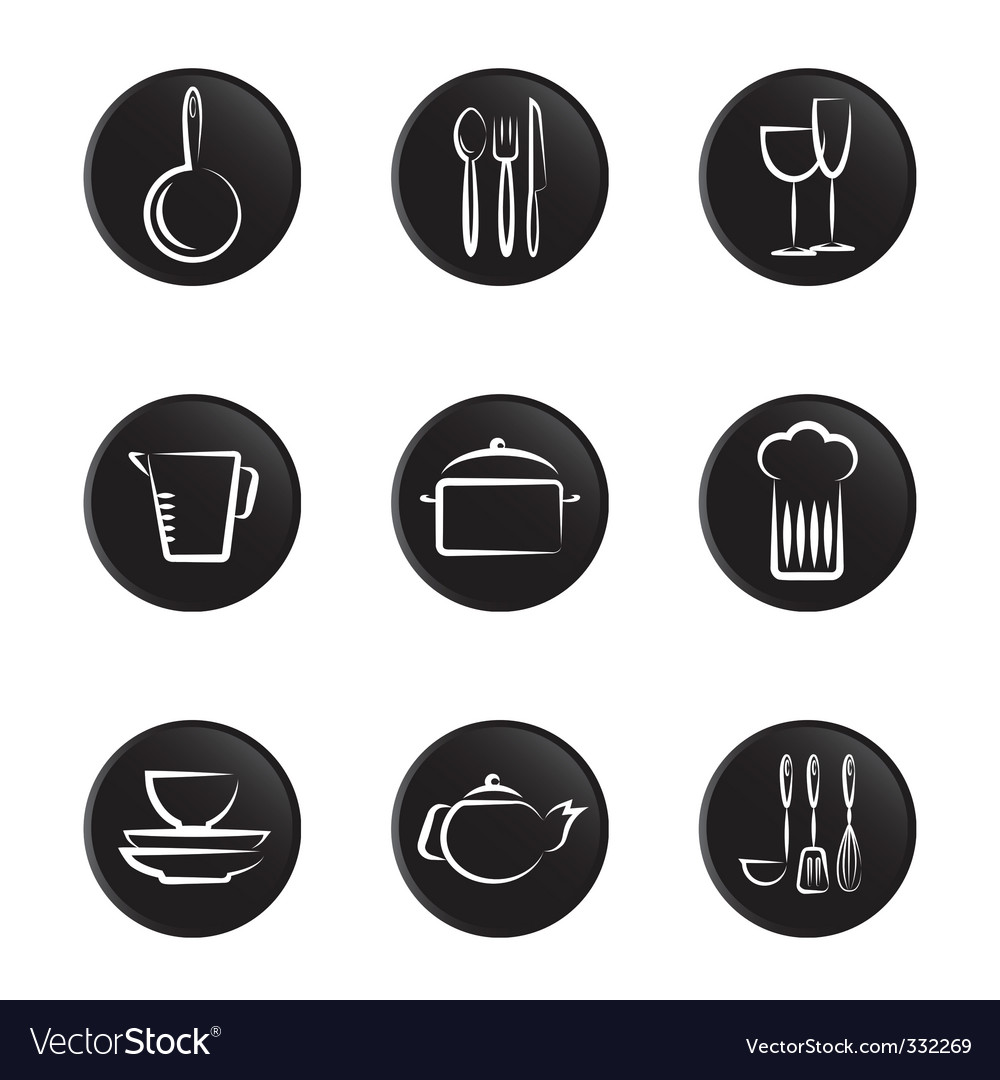 Kitchenware objects
