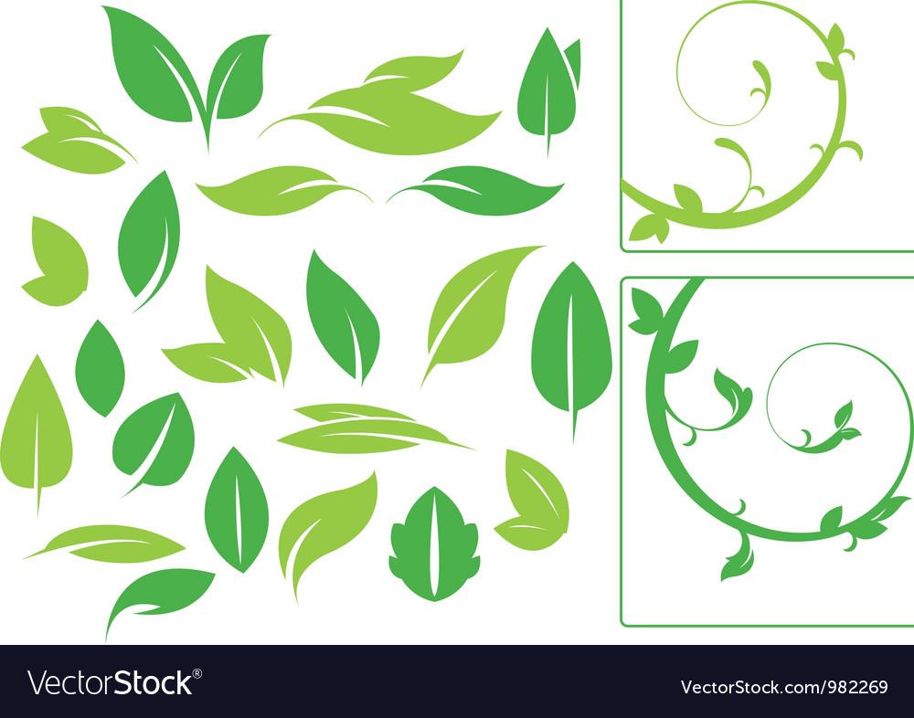 Ultimate greenery set