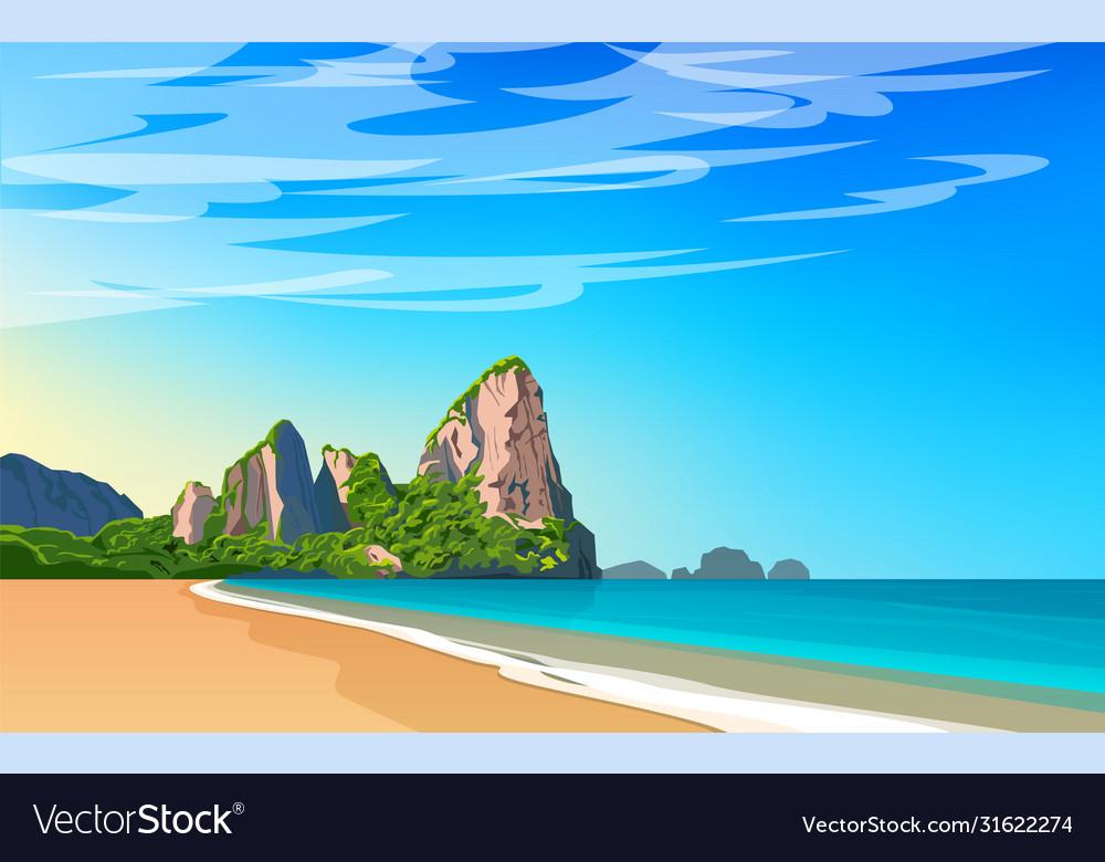 Thailand phuket landscape