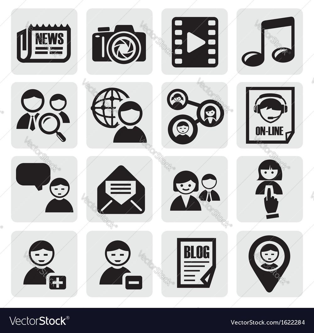 Social network set