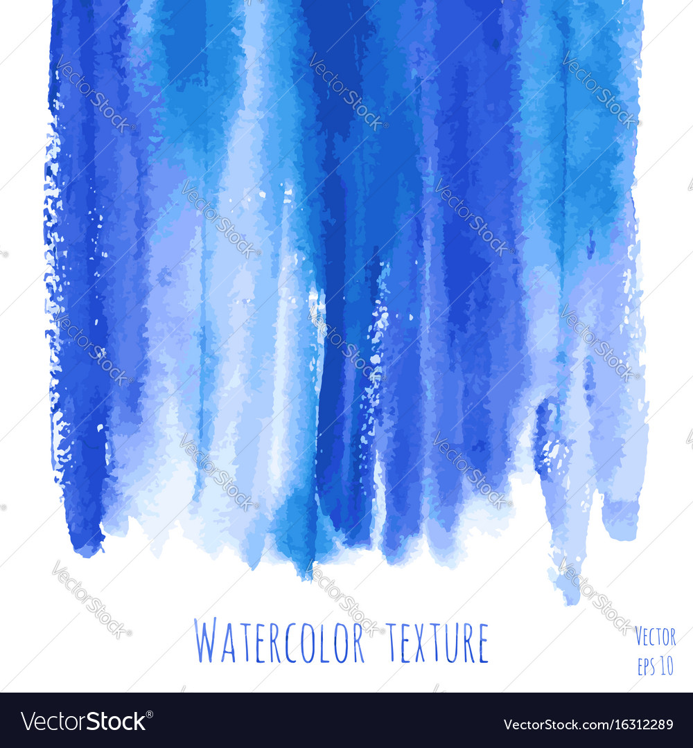 Turquoise blue indigo watercolor texture