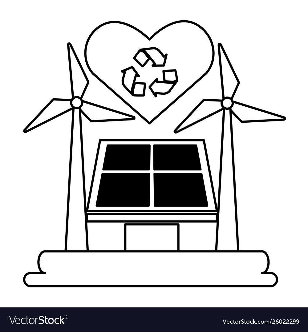 Solar Panel Icon On Black And White Vector Backgrounds High-Res Vector  Graphic - Getty Images