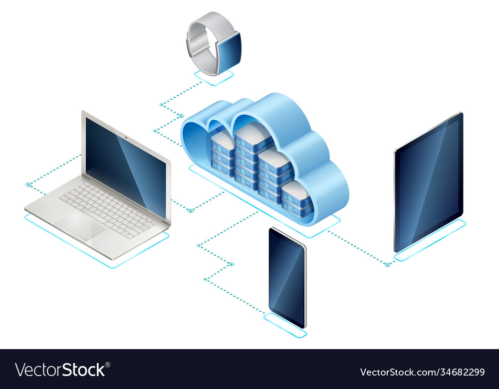 Isometric concept data network management