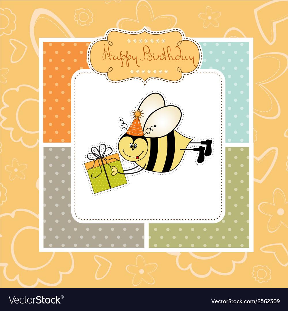 Картинки с днем рождения пчеловода