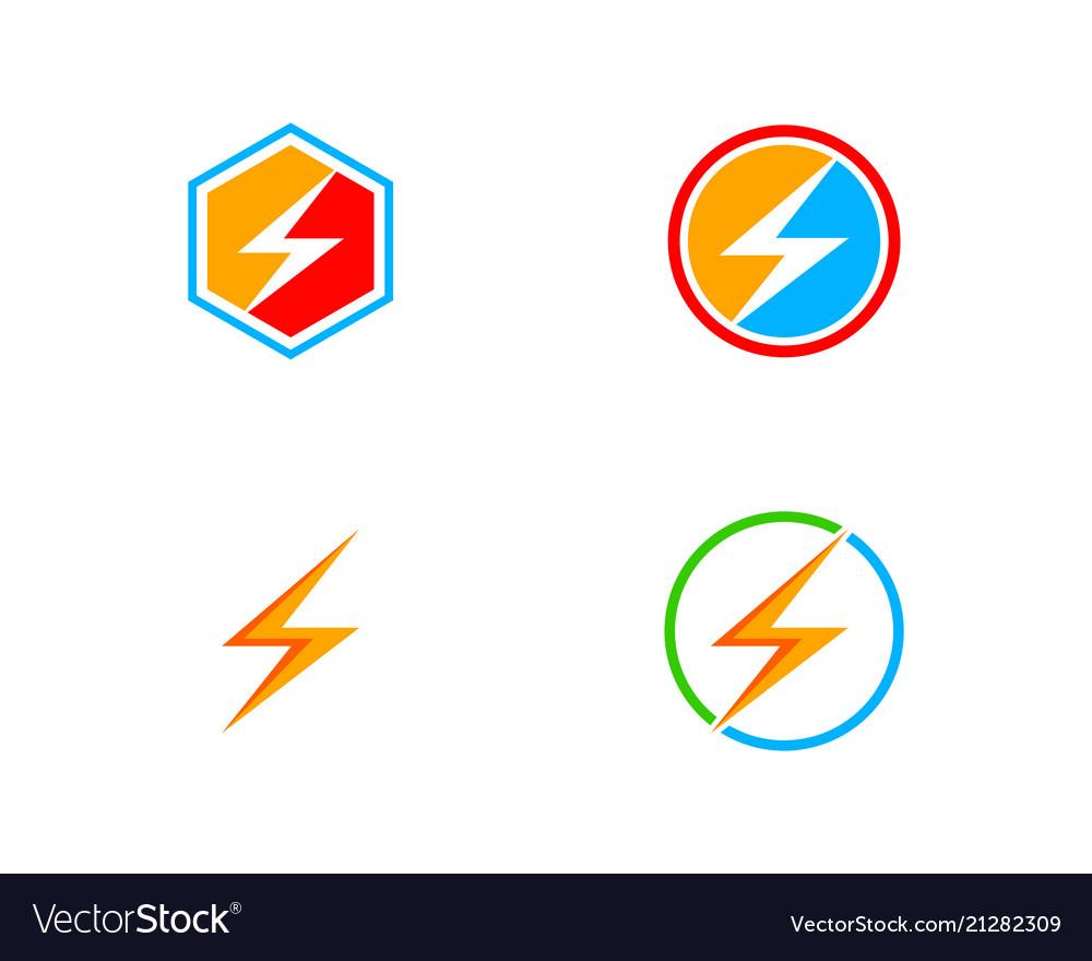 Bolt logo collection