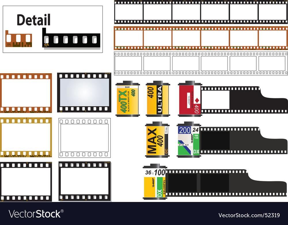 35mm film set