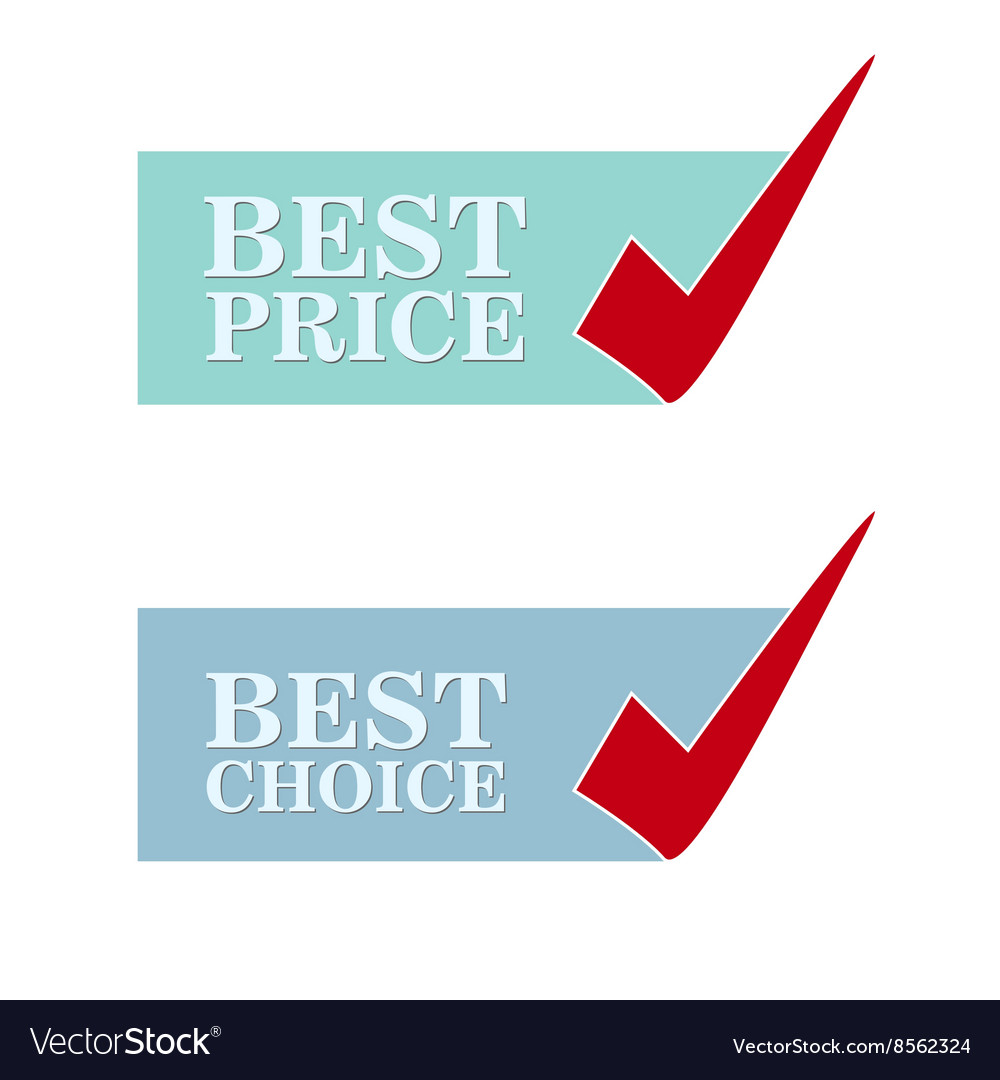 Best price and choise